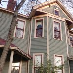 Replacing Damaged Siding on a Historic House