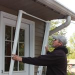 Install a Retractable Door Screen