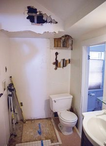 Hidden Problems Of A Bathroom Remodel Extreme How To - Bathroom reconstruction
