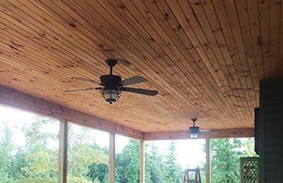 Install A Wood Plank Ceiling Extreme How To