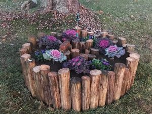 Build A Circular Raised Garden Bed Extreme How To