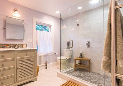 Upgrade To A Glass Shower Extreme How To