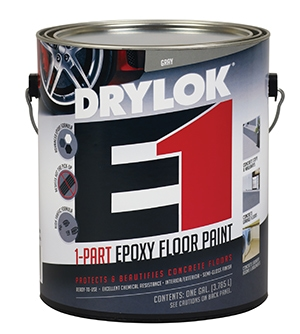 2017 national hardware show preview extreme how to for Drylok e1 1 part epoxy floor paint