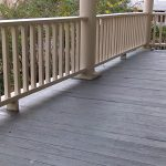 Repair for an Old Wooden Porch