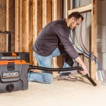 RIDGID Pro Pack Plus Wet Dry Vac