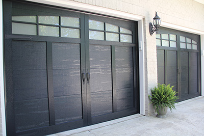 How The Pros Handle A Double Garage Door Upgrade Extreme How To