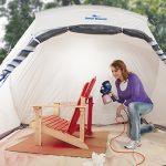 HOMERIGHT® Finish Max Fine Finish HVLP Sprayer & Shelters