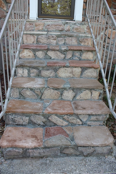 Repairing Faux Stone - Extreme How To