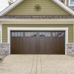 New Wood Grain Finish Options Available on American Tradition Series™ Garage Doors