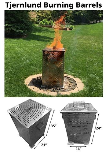 Tjernlund Burning Barrels Extreme How To