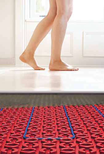 Radiant heat to warm your floors extreme how to Warm toes radiant heat