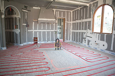 Radiant Heat To Warm Your Floors Extreme How To