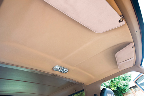 Repair A Sagging Headliner Extreme How To