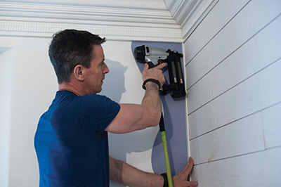 Installing a Shiplap Feature Wall - Extreme How To