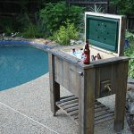 Build a Rough Sawn Pine Patio Cooler