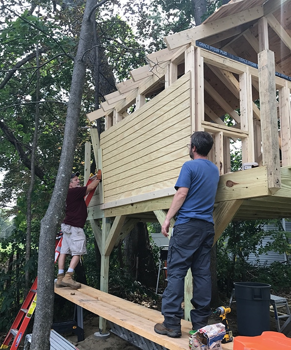 Tree House Techniques Extreme How To