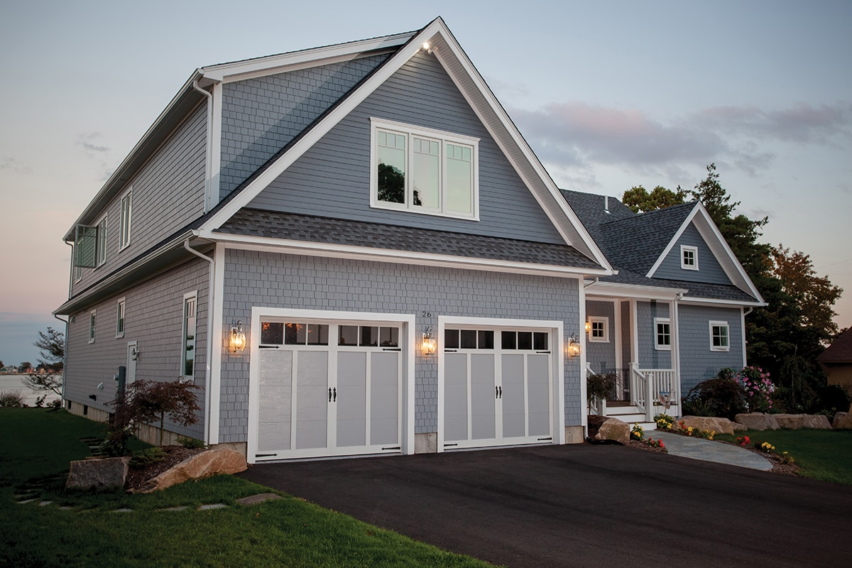 How To Cut And Install Crown Molding Trim Extreme Garage Door Sensor Wiring Diagram Maintenance Must Dos For Doors