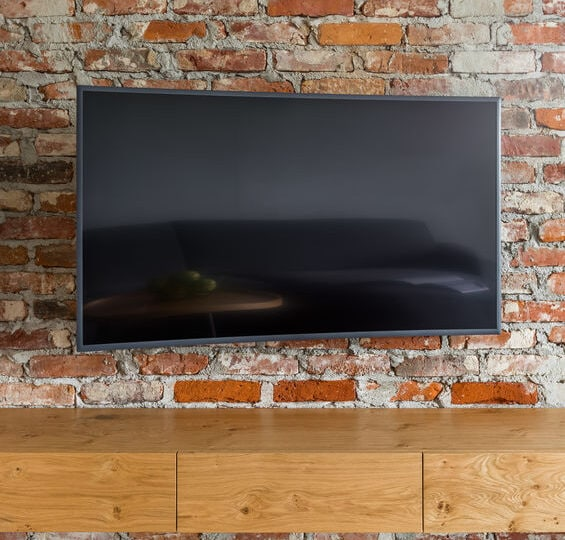 To Mount A Tv Onto Brick Wall, Attaching Tv Mount To Brick Fireplace