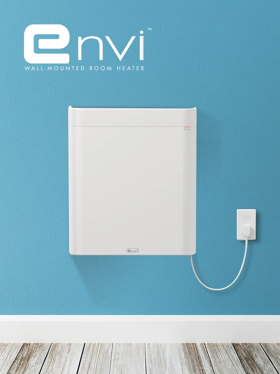 Introducing The Envi Wall Mounted Room Heater Extreme How To