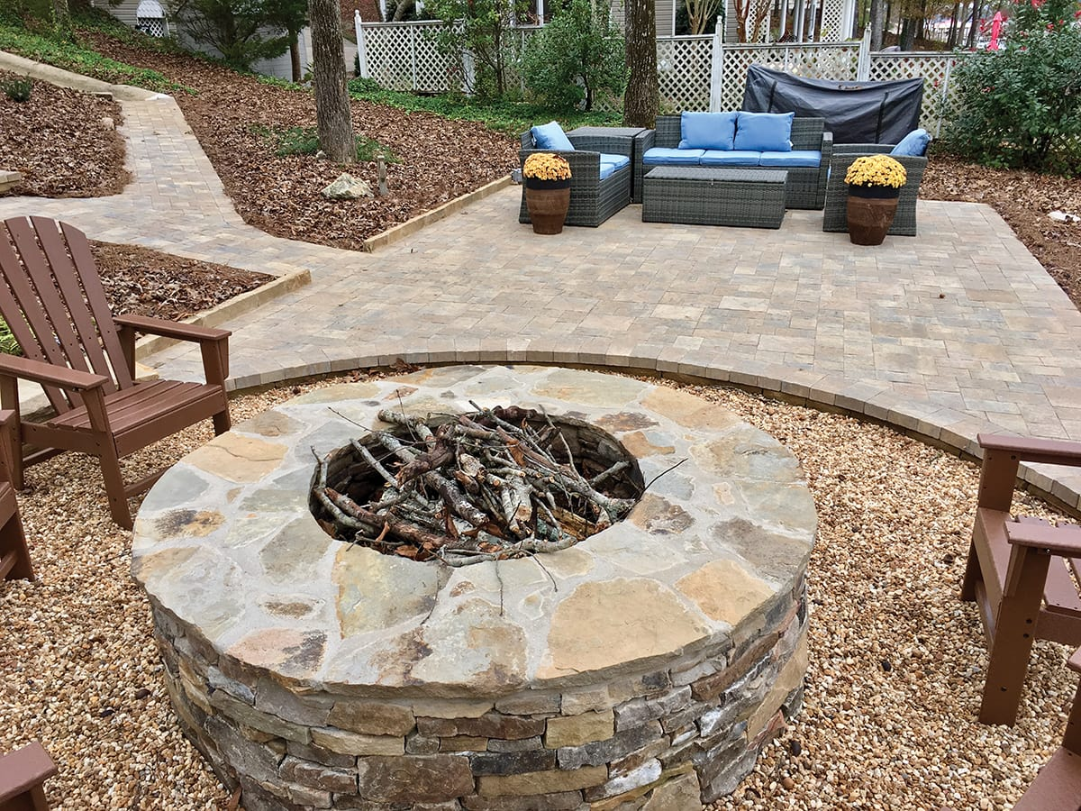 Build a Patio or Walkway from Pavers - Extreme How To