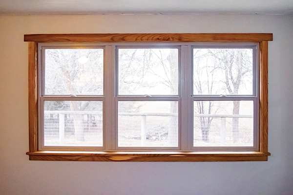 Replacing A Window With A Wider Unit Extreme How To
