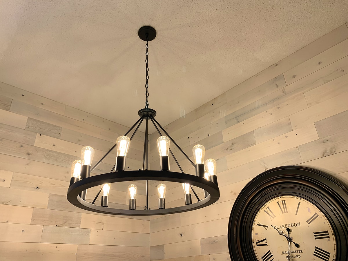 Replace A Hanging Light Fixture Extreme How To