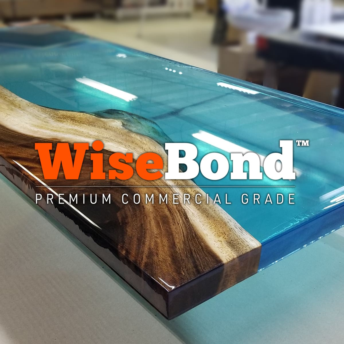 WiseBond™ Epoxy Systems for River Tables and Countertops ...