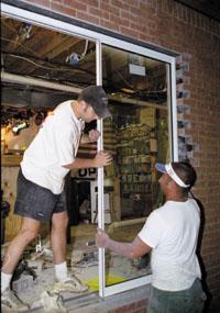 162004120515 sldoor15 Install a Patio Door