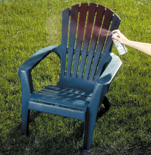 Prep steps for outdoor painting extreme how to Painting plastic garden furniture
