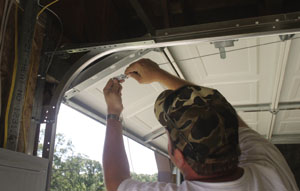 Open Sesame Install A Garage Door Extreme How To