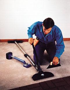 how to build a carpet knee kicker
