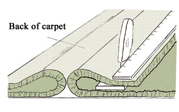 Covering Your Ground Carpet Installation Extreme How To
