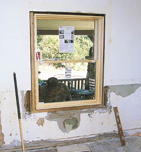 Windows Of Opportunity Diy Window Replacement Extreme How To