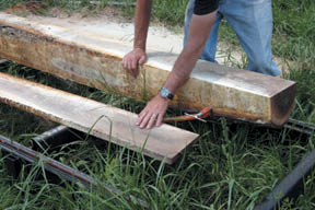 Extreme Woodwork: From Trees to Lumber - Extreme How To