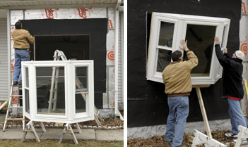 Easy Steps To Replacing A Bay Window Extreme How