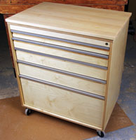 Build A Tool Storage Cabinet
