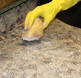 0%201a1a1CountertopGraniteTT09 Paint a Countertop to Look Like Granite
