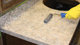 0%201a1a1CountertopGraniteTT12 Paint a Countertop to Look Like Granite