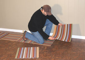 & DIY Steps for Installing a Insulated Basement Floor - Extreme How To