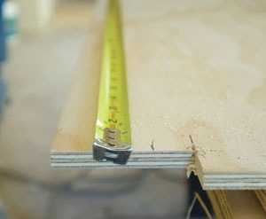 0%201a1a1LayerTT10 Install Plywood Underlayment for Vinyl Flooring