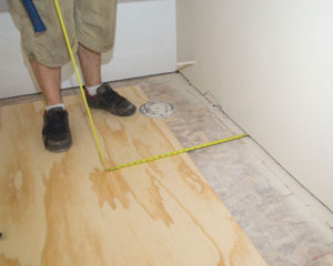 0%201a1a1LayerTT14 Install Plywood Underlayment for Vinyl Flooring