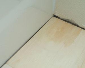 0%201a1a1LayerTT17 Install Plywood Underlayment for Vinyl Flooring