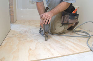 0%201a1a1LayerTT20 Install Plywood Underlayment for Vinyl Flooring