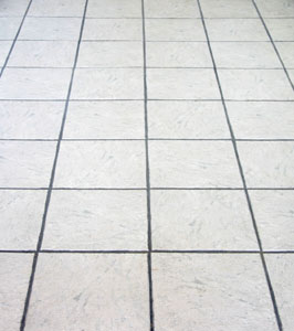 Laying floor tile is a common but often daunting do-it-yourself job. The right tools and materials can remove a great deal of the hassle.