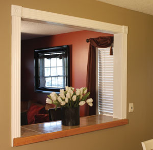 How To Install Trim >> How to Build a Bar Pass-through - Extreme How To