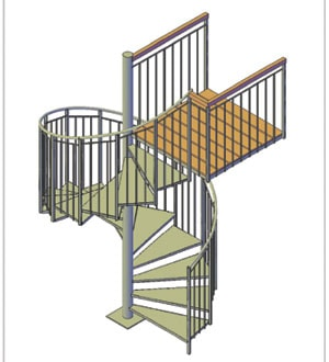 How To Build A Spiral Staircase Extreme How To
