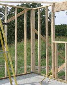 Understanding house framing extreme how to for House framing 101