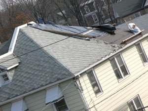 Replace An Old Roof With New Shingles Extreme How To