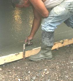 Extreme Concrete Floor Finishes For Inside And Outside The Home ...