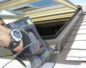 1aAddSkyTT19 How to Install Skylights